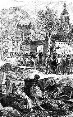 Émeutes dans les départements - décembre 1851